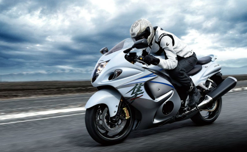 Locally Assembled Suzuki Hayabusa Deliveries Commence In India - NDTV CarAndBike