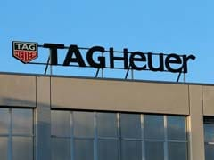 TAG Heuer Watch Sales Seen Rising Over 10% This Year: Report