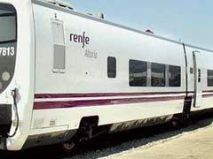 High-Speed Spanish Talgo Train Begins Trial Run In India