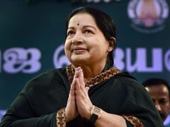 Jayalalithaa Expands Tamil Nadu Cabinet, Inducts 4 More Ministers