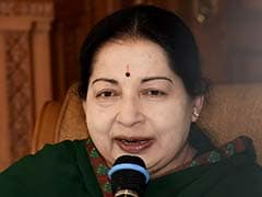Jayalalithaa Chairs Cauvery Meeting In Chennai Hospital, Dictates Speech