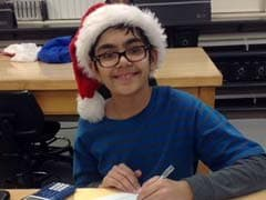 Indian-American, 12, Accepted To Various Colleges, Plans To Be Doc By 18