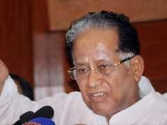 Assam Chief Minister Tarun Gogoi Admitted To Hospital In Guwahati
