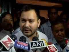 Demonetization Hasty Decision, Says Tejaswi Yadav