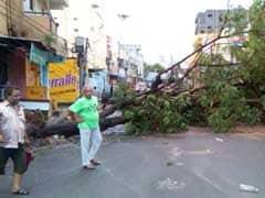 Heavy Rains Wreak Havoc Telangana, Andhra Pradesh
