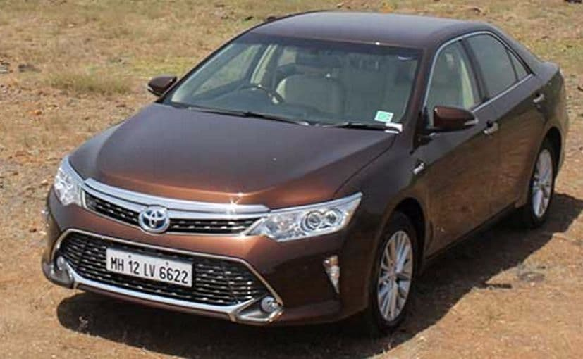 Upcoming Toyota Cars In India Ndtv Carandbike