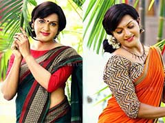 These Pics of Transgender Models in Saris Are Now Viral