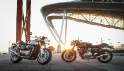 Triumph All Set to Launch Thruxton R in India