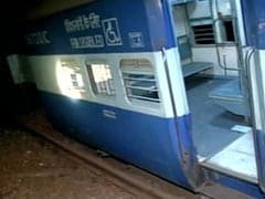Trivandrum Mail Derails Near Chennai, 7 Injured