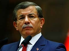 Turkey Could Send Ground Troops Into Syria In Self-Defence: PM Ahmet Davutoglu