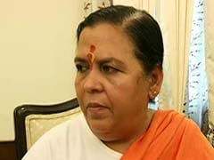 UP Country's Most Unsafe Place: Uma Bharti