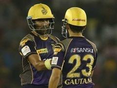 आईपीएल-9 : कोलकाता ने पंजाब को 7 रन से हराया, गंभीर, उथप्पा और रसेल चमके