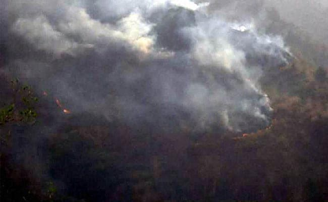 Fire Out In 70% Of Affected Areas In Uttarakhand: 10 Developments