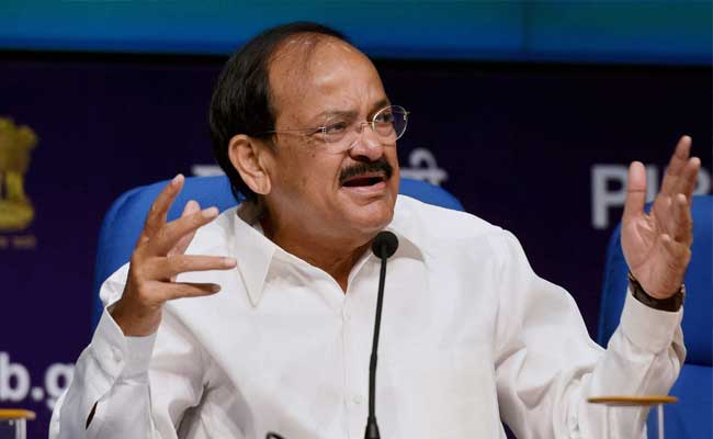 Loan Waivers Have Become A Fashion, Says Minister Venkaiah Naidu, Draws Criticism