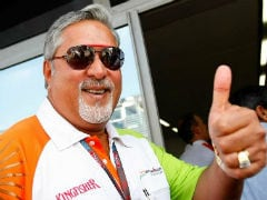 Vijay Mallya To Make Public Appearance For F1 Event On Friday