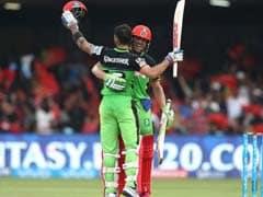 IPL-9 : डिविलियर्स और कोहली का धमाल, बैंगलोर ने गुजरात के खिलाफ दर्ज की रिकॉर्ड जीत