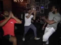 Virat Kohli, Mandeep Singh Teach Chris Gayle Some Serious Bhangra Moves