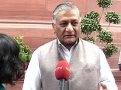 'Ex Air Chief SP Tyagi Couldn't Have Acted Alone on Agusta,' Says VK Singh