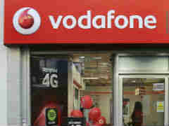 Vodafone India Revenue Rises 5% To Rs 44,490 Crore In FY16