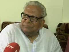 CPM Warns Veteran VS Achuthanandan For Breaching Party Norms