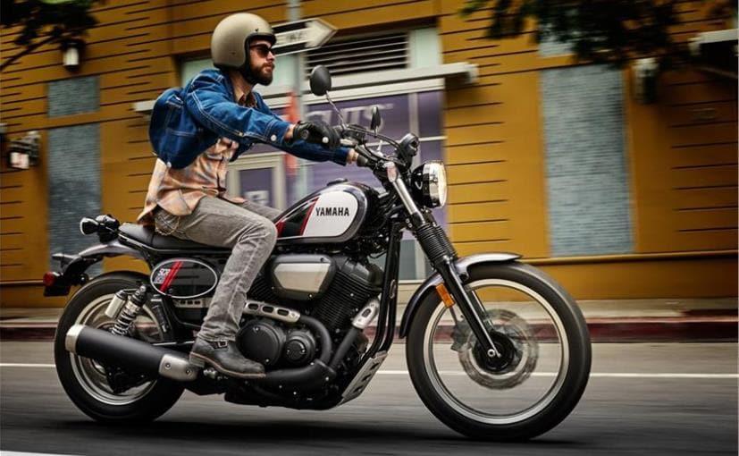 2017 Yamaha Scr950 Scrambler Revealed Ndtv Carandbike