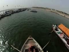 360 Degree View Of 'Sangam' At Allahabad