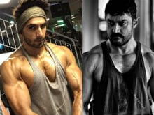 Ranveer's Befikre Look Can Rival Aamir's Dangal Physique