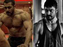 Aamir Khan Doesn't Think His Body is 'as Good as' Salman Khan's
