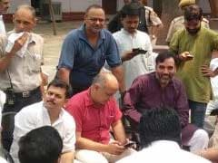 Police Release Manish Sisodia, 52 AAP Legislators Detained This Morning