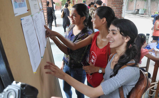 Admission 2017, first merit list released, second on June 22