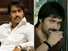 Once Again: Emraan Hashmi to Work With Ajay Devgn in Baadshaho