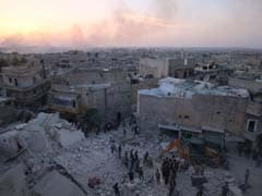 Russia Says 48-Hour Truce Reached In Syria's Aleppo