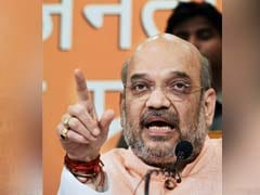 'Development Only': BJP Chief Amit Shah Appears To Tick Off Some Leaders