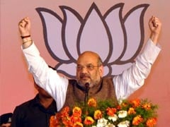 Amit Shah Targets TRS, Says BJP Alone Can Develop Telangana