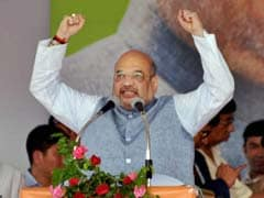Amit Shah Says Rs 12 Lakh Crore-Worth Scams Took Place During UPA Rule