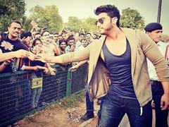 Kitney Aadmi They? Many, But Arjun Kapoor Kept Calm And Tweeted This
