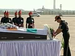 Army Pays Tributes To Jawan Killed In Operation Near Line Of Control