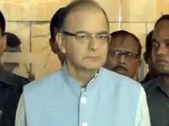 Virtually All States On Board, Says Arun Jaitley After Big GST Meet