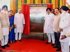 Arun Jaitley Lays Foundation Stone For New Campus Of IIM-Amritsar