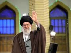 Iran's Ayatollah Ali Khamenei Says US, 'Evil' Britain Remain Main Enemies: Report
