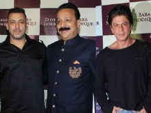 Here's All That Transpired at Baba Siddique's Bollywood Iftar Party