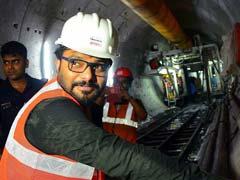 Babul Supriyo Lauds Mamata Banerjee, Targets Detractors On East West Metro