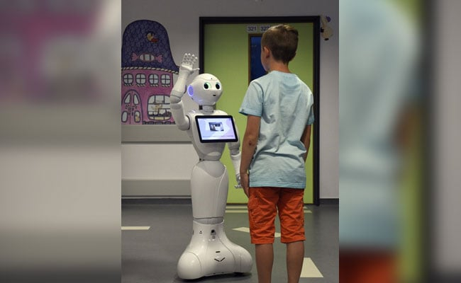 proxy - Robot receptionist gets job at Belgian hospital - Lifestyle, Culture and Arts