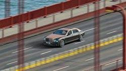 Bentley Creates Gigapixel, Worlds Highest-Definition Car Photo