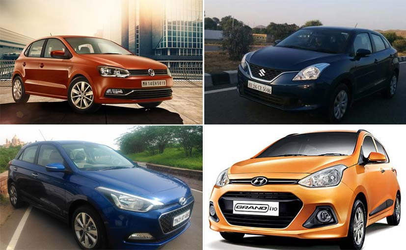 10 best hatchback cars in india ndtv carandbike. Black Bedroom Furniture Sets. Home Design Ideas