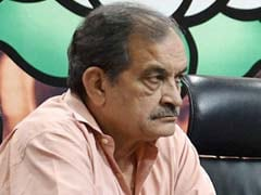 Union Minister Birender Singh Supports Jats' Demand For Reservation