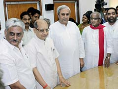 Congress Seeks President's Intervention In Odisha