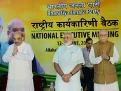 At BJP's Allahabad Conclave, PM Modi Calls For Innovation, Change: 10 Facts