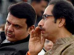 Support To Maharashtra Government 'Temporary', Says Shiv Sena