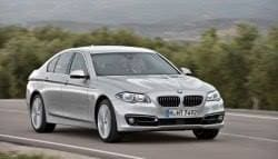 BMW 5 Series Petrol Variant Launched in India; Prices Start at Rs 54 lakh